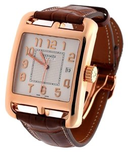 Hermès Hermes Cape Cod Limited Edition Rose Watch