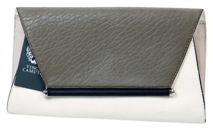 Vince Camuto Addy Tri Color Multi Clutch