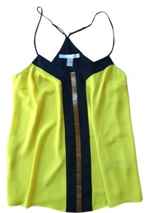 Forever 21 Top Yellow/ black