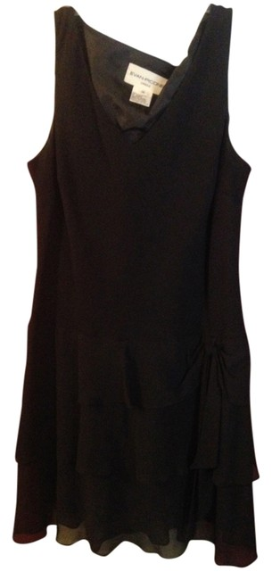 Preload https://item4.tradesy.com/images/evan-picone-black-knee-length-night-out-dress-size-16-xl-plus-0x-1761758-0-0.jpg?width=400&height=650