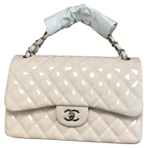 Chanel Nwt Flap Jumbo Shoulder Bag