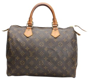 Louis Vuitton Speedy Speedy 30 Neverfull | Saumur | Hand Tote in Brown