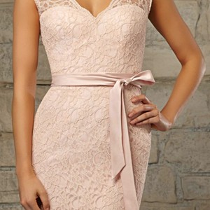 Mori Lee Blush (pink) Dress