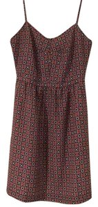 J.Crew short dress Multi color on Tradesy