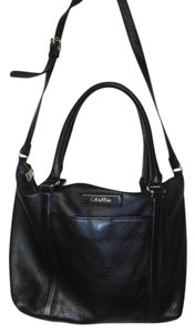 Calvin Klein Leather Handles Shoulder Bag