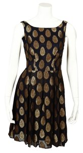 Suria Indian Inspired Paisley Dress