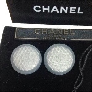 Chanel Chanel CC's Clips Earrings