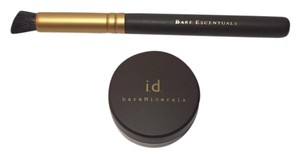 bareMinerals GOLD MINE EYESHADOW POD + EYE SHAPING EYESHADOW BRUSH NEW