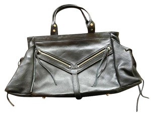 Botkier Leather Tote in Black