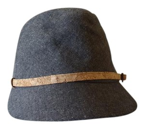 San Diego Hat Company San Diego Hat Co. Belted Linen Bucket Fedora