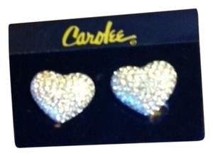 Carolee Carolee clip-on earrings