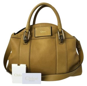 Chloé 2 Way Marcie Paraty Chloe Shoulder Bag