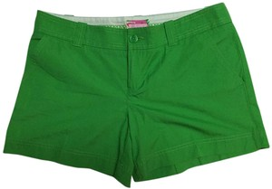 Lilly Pulitzer Lily Shorts Green