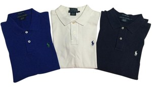 Ralph Lauren Skinny Polo Polo Button Down Shirt