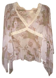Forever 21 21 Sheer Wing Tunic