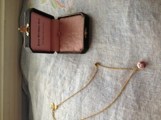 Juicy Couture Cupcake Necklace