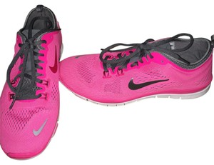 Nike Bright pink and gray Athletic