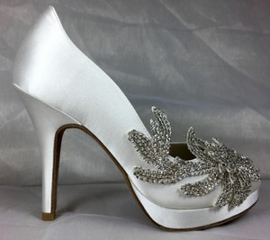 Angela Nuran Tribeca Royale- Designer Exclusive Wedding Shoes