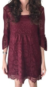Free People short dress Boho Chic on Tradesy