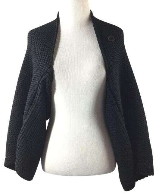Preload https://item2.tradesy.com/images/gucci-black-hugette-cardigan-size-os-one-size-1762491-0-8.jpg?width=400&height=650