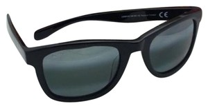 Maui Jim Polarized MAUI JIM Sunglasses LEGENDS MJ 293-02 Gloss Black Frame w/Neutral Grey Lenses
