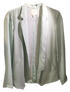 Silence + Noise Light green Blazer