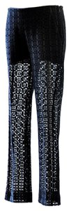 Miu Miu Trouser Pants black