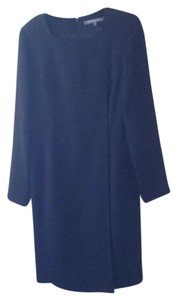 Michael Kaye Long Sleeve Knee Length Dress