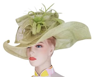 C. C. EXCLUSIVE Kentucky Derby Noble Church fancy summer hat