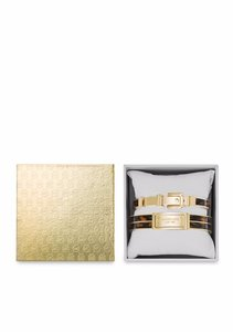 Michael Kors Michael Kors Gold-Tone Tortoise Bangle Bracelet Boxed Set