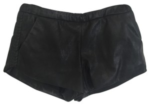 Zara Dress Shorts Black