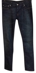 Prada Relaxed Fit Jeans-Medium Wash