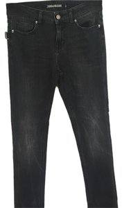 Zadig & Voltaire Straight Leg Jeans