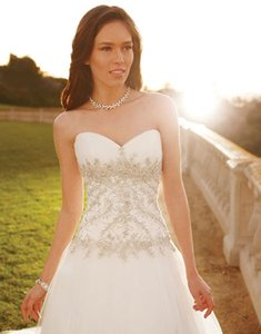 Casablanca 2056 Wedding Dress