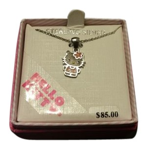 Hello Kitty Hello Kitty sterling silver necklace
