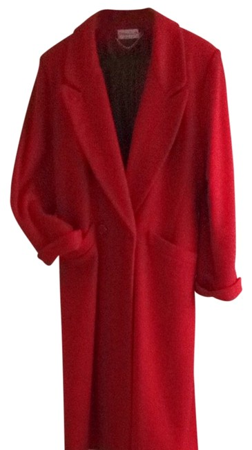 Item - Red Coat Size 12 (L)