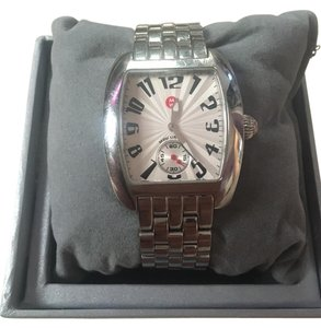 Michele Silver Dial Watch
