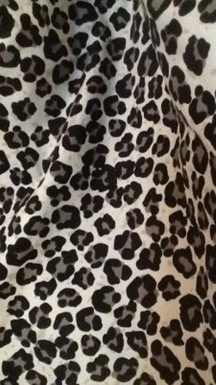 Unknown Ho Leopard Oversized Animal Print Summer Spring Fall Winter Casual Festival Party Picnic Skater Shoulder Hobo Bag
