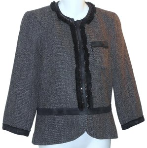 MM Couture Black Blazer