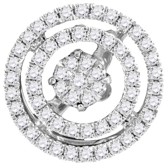 Preload https://img-static.tradesy.com/item/1762823/white-gold-diamond-18-ladies-luxury-designer-10k-029-cttw-fashion-pendant-by-briangdesigns-necklace-0-0-540-540.jpg