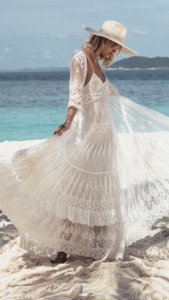 Beautiful Boho Dress Wedding Dress