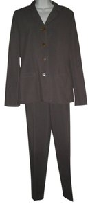 Giorgio Armani Brown Giorgio Armani Pants Suit Medium 8 10 Wool Slacks Jacket