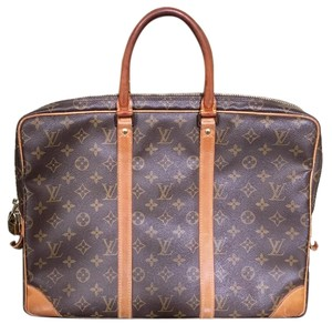 Louis Vuitton Portedocumentsvoyage Vintagelouisvuitton Briefcase Laptop Bag