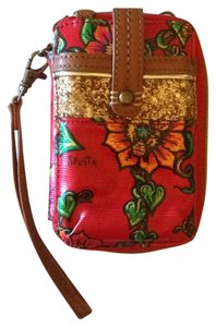 Sakroots Sakroots Zip Around Wallet/Wristlet