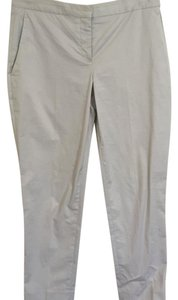 Theory Trouser Pants Cream