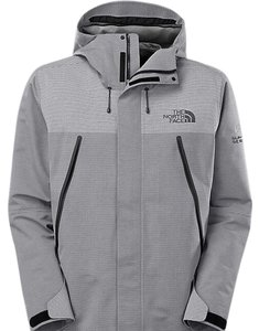 The North Face Lavish Limited Edition Waterproof Unibody Construction Zip Stash TNF Black Heather Jacket