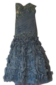 Macduggal couture Dress