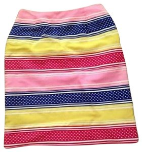 J.McLaughlin Skirt Multi