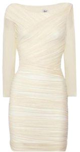 Halston Wedding Rehearsal Dress