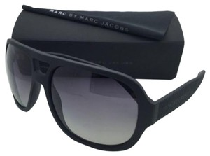 Marc by Marc Jacobs Polarized MARC By MARC JACOBS Sunglasses MMJ 483/S DL5WJ Black Frame
